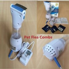 Electric Lice Nit Removal Comb Chemical Free Head Lice Solution UK/EU/US Plugs