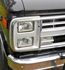 Scheinwerfer Chevrolet G10 G20 G30 Vandura Van Sport Chevy Umrüstung US EU GMC