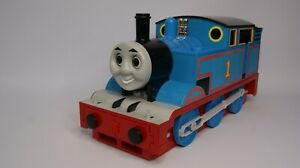 Tomy Trackmaster Thomas & Friends GIANT THOMAS (Rare) Including Funnel & Toot