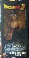 DRAGON BALL SUPER DRAGON STARS SERIES 10in ULTRA INSTINCT GOKU FIGURE NEW IN BOX