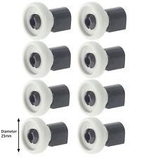 IKEA véritable Lave-vaisselle Top Upper Panier Runner Roller Wheels & Essieu Pins x 8