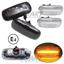 Turn Singal Side LED For Audi A3 8P A4 B6 B7 A6 C5 C6 Approved