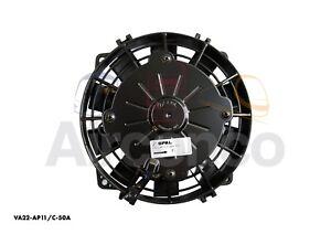 "Spal Axial Fan, VA22-AP11/C-50A, 12v (Pull) 6.5"" (167mm) - Genuine Product!"
