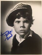 """Tommy """"Butch"""" Bond Little Rascals tough kid bully - Autographed Signed Photo"""