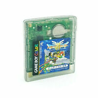 Dragon Quest III 3 - Nintendo Game Boy Color - Ntsc-J/Jap