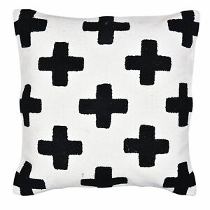 Cotton Throw Pillow Covers Turkish Kilim Cushion Cover Hand woven 18''x18'' case