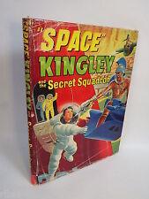 Space Kingley and the Secret Squadron, 1950's Sci-Fi Book/Comic/Annual.....R&L