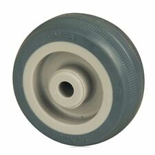 Set of 4 - 75mm Thermoplastic Wheels Plain Bore - Replacement wheels casters
