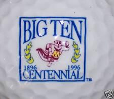 (1) University Of Minnesota Golden Gophers Ncaa Logo Golf Ball (Centennial)