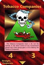 ILLUMINATI:New World Order-Steve Jackson-Lot 295-1 Card