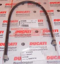 "1994-2004 Ducati 748 916 996 998 speedometer cable 40310061A 22.5"" long  E310405"