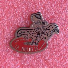Pins CHOUETTE HIBOU CLUB DISCOTHÈQUE LA HULOTTE Owl