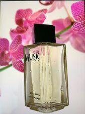 Avon MUSK for men Edt  splash  70 ml left