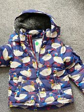 Mini Boden Winter Coat Ski Jacket. 7-8 years.