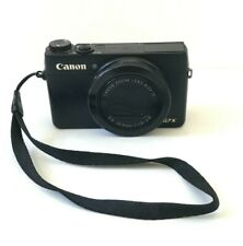 Canon Powershot G7 X Optical Zoom 4.2x Compact Point and Shoot
