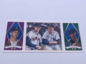 Baseball Cards💎1993💎Upper Deck Mickey Mantle, Ted Williams of 🌟HOB1🌟