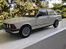 1:18 AUTOART BMW 323i E21 - *** WEISS***  - TOP Sammlerstück