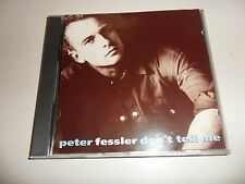 Cd  Don'T Tell Me von Peter Fessler