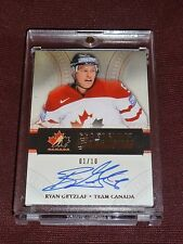 11-12 The Cup Programme Of Excellence RYAN GETZLAF AUTO 1/10 Canada * First 1/1