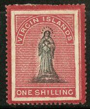 Virgin Islands   1867-70   Scott # 8   Mint Hinged