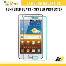 100% Real Tempered Glass Screen Guard Protector For Samsung Galaxy S2 I9100