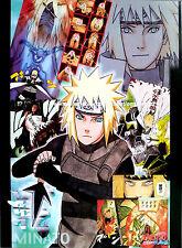 "A2 25"" x 16"" Laminated Naruto Shippuden Namikaze Minato Poster (NALP10)"