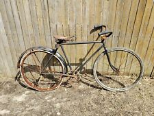 Antique Spalding's Nyack Men's Wood Rim Bicycle New York