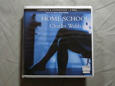 CHARLES WEBB Home school CHIVERS ~ 4 CD CLIPPER AUDIO BOOK!