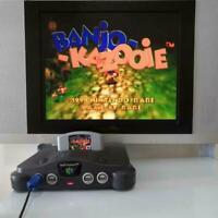 Banjo-Kazooie Game Card For Nintendo 64 N64 US Version