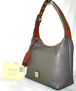 Dooney & Bourke Pebble Grain Paige Sac Shoulder Bag - $248