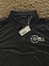 Cutter & Buck DriTec Waste Management Phoenix Open Polo - Size L