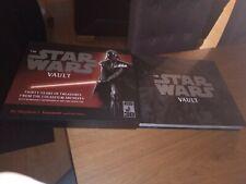 More details for the star wars vault