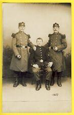 cpa Carte Photo Odinot à NANCY MILITAIRES SOLDATS en Uniforme du 2e Régiment