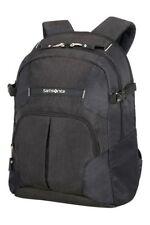 Samsonite Rewind Laptop-Rucksack M schwarz Notebookrucksack