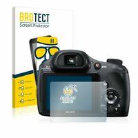 Sony Cyber-Shot DSC-HX350 , ® AirGlass Matte Tempered Glass Screen Protector