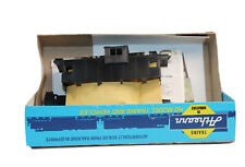 HO Athearn Undecorated Black Wide Vision Caboose Kit Original Box