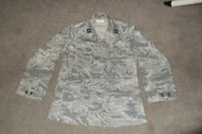 Military ABU Shirt 4S Tiger Stripes Airman Battle Uniform USAF DigitalWoman's347