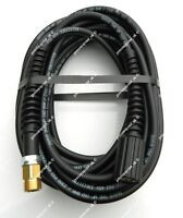 Karcher 10 meter Extension Hose to Fit K - KB Pressure Washer, Screw On Fitting