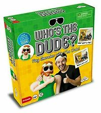Who's The Dude? Adult Charades Play With The Lifesize Inflatable Dude! 16+