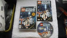 LEGO STAR WARS II 2 THE ORIGINAL TRILOGY APPLE MAC V.G.C. FAST POST UNIVERSAL