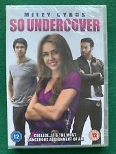 So Undercover - Miley Cyrus - DVD New & Sealed