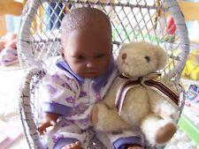 Berenguer Babies Cloth & Vinyl African American 10� Jc Toys