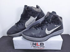 2011 Nike Lunar Hypergamer PE Black/Grey 487423-001 Men's Size 12 TRUSTED SELLER