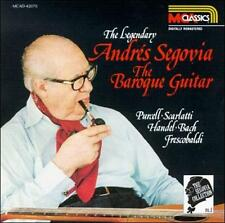 The Segovia Collection, Vol. 4 (CD, Jan-1992, MCA)