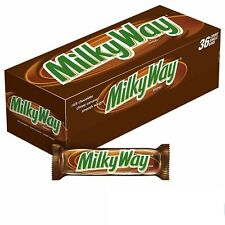 Milky Way Caramel Chocolate Full Size Candy Bars (1.84 oz. 36 ct) or 1 Candy Bar