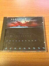 CD VANGELIS THE CITY CAT. EW 9031-73026-2  GERMANY PS 1990