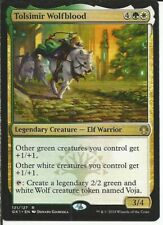 CMD Wolves (Tolsimir Wolfblood): Custom Magic MTG Commander EDH Deck -100 Cards