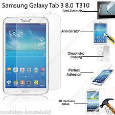 Genuine Tempered Glass Screen Samsung Galaxy Tab 3 8.0  T310 T311/T315 UK-B786