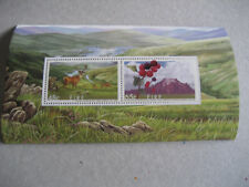 EIRE (IRELAND)   2005   JOINT ISSUE BIOSPHERE RESERVES-NATIONAL PARKS     SOUV