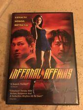 Infernal Affairs (DVD, 2011)